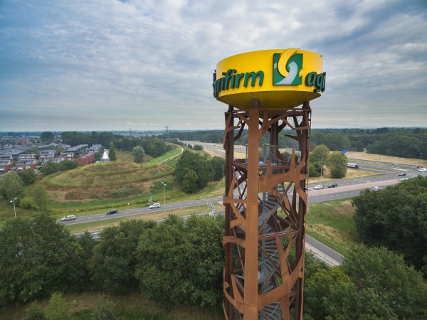 Uitkijktoren Agrifirm